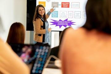 Rachel Teaching ILT